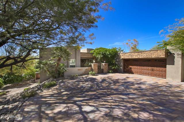 11604 N Manitou Drive, Fountain Hills, AZ 85268 (MLS #6201777) :: Sheli Stoddart Team | M.A.Z. Realty Professionals