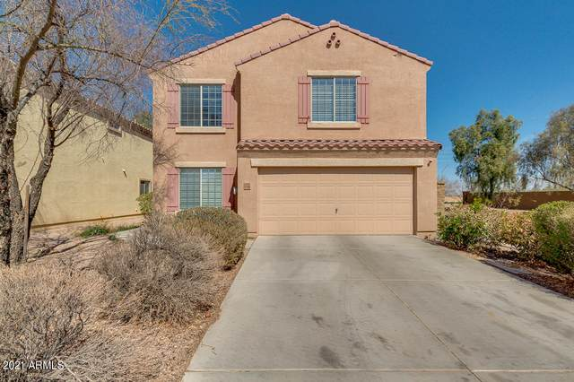 37186 W Amalfi Avenue, Maricopa, AZ 85138 (MLS #6201779) :: Yost Realty Group at RE/MAX Casa Grande