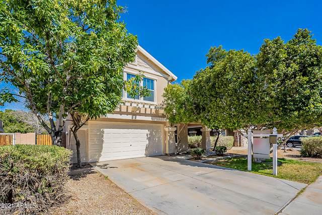 14836 W Bloomfield Road, Surprise, AZ 85379 (MLS #6201785) :: Long Realty West Valley