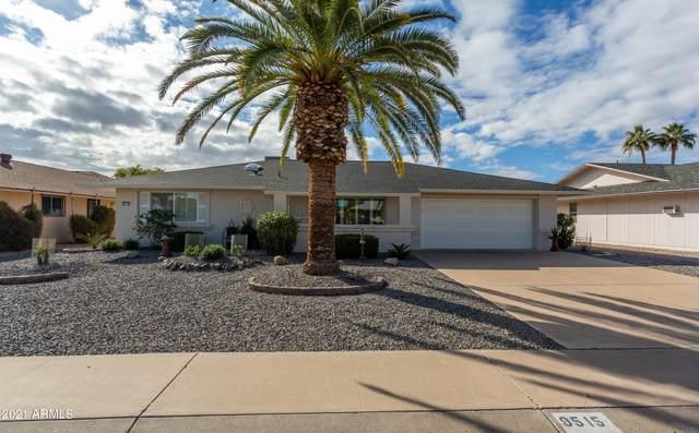 9515 W Lindgren Avenue, Sun City, AZ 85373 (MLS #6201790) :: Yost Realty Group at RE/MAX Casa Grande