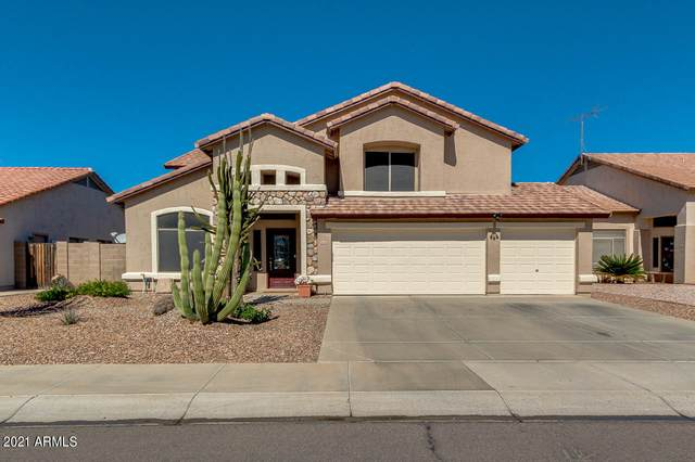 8540 W Purdue Avenue, Peoria, AZ 85345 (MLS #6201815) :: The Carin Nguyen Team
