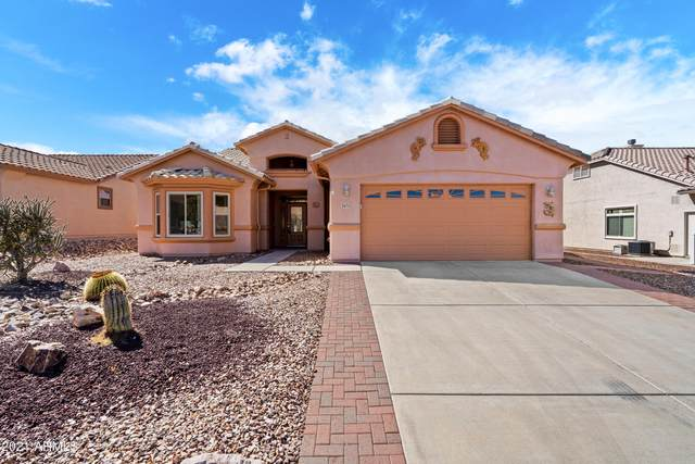 2632 Meadowbrook Circle, Sierra Vista, AZ 85650 (MLS #6201817) :: The Laughton Team