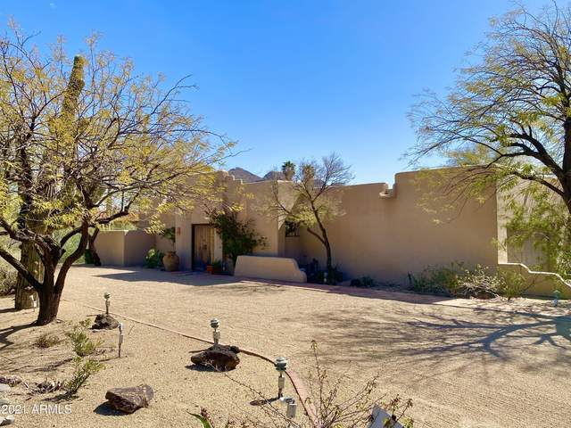 4343 E Desert Crest Drive, Paradise Valley, AZ 85253 (MLS #6201825) :: The Carin Nguyen Team