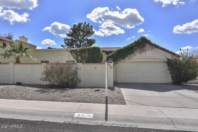 5313 W Cochise Drive, Glendale, AZ 85302 (MLS #6201830) :: Jonny West Real Estate