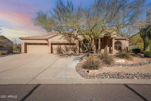 29656 N 67TH Street, Scottsdale, AZ 85266 (MLS #6201845) :: The Luna Team