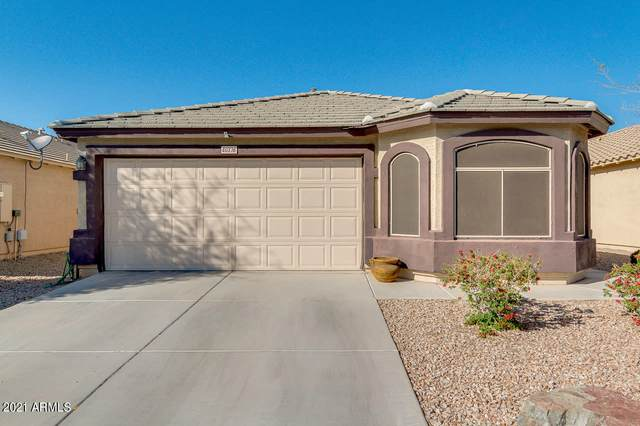 40376 W Coltin Way, Maricopa, AZ 85138 (MLS #6201861) :: Long Realty West Valley