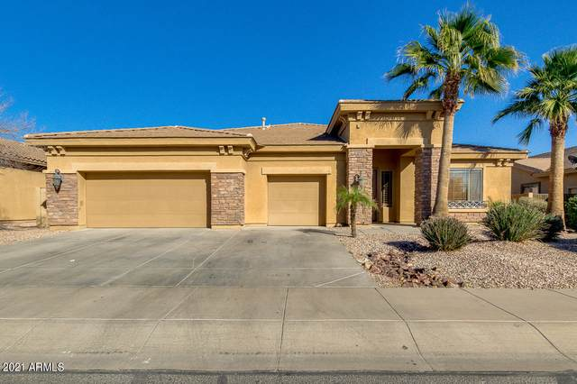 4521 N 152ND Drive, Goodyear, AZ 85395 (MLS #6201864) :: The Garcia Group