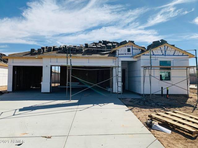 4619 W Cinnamon Avenue, Coolidge, AZ 85128 (MLS #6201872) :: The Laughton Team