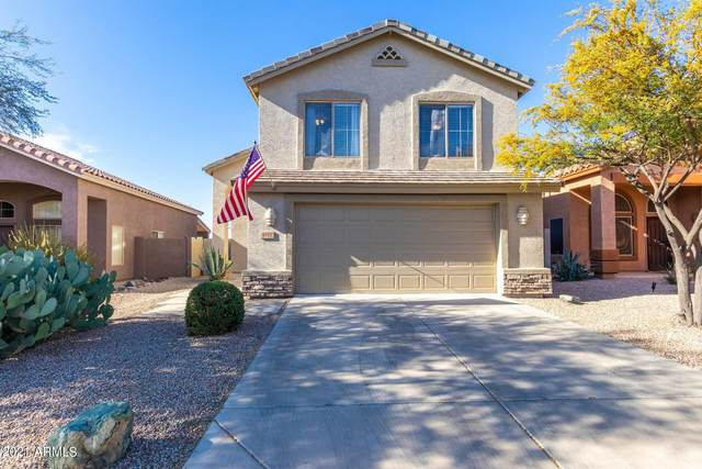 4542 E Coyote Wash Drive, Cave Creek, AZ 85331 (MLS #6201887) :: The AZ Performance PLUS+ Team