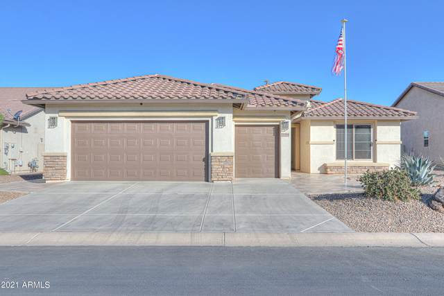 5264 W Posse Drive, Eloy, AZ 85131 (MLS #6201893) :: Long Realty West Valley