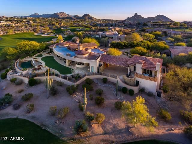 10232 E Cinder Cone Trail, Scottsdale, AZ 85262 (MLS #6201899) :: Arizona 1 Real Estate Team