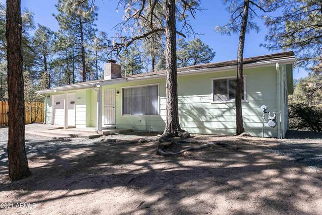1120 S Hill Drive, Prescott, AZ 86303 (MLS #6201906) :: Executive Realty Advisors