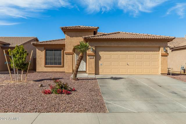 43530 W Sagebrush Trail, Maricopa, AZ 85138 (MLS #6201911) :: Long Realty West Valley