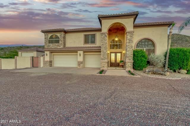9135 W Saddlehorn Road, Peoria, AZ 85383 (MLS #6201923) :: The Laughton Team