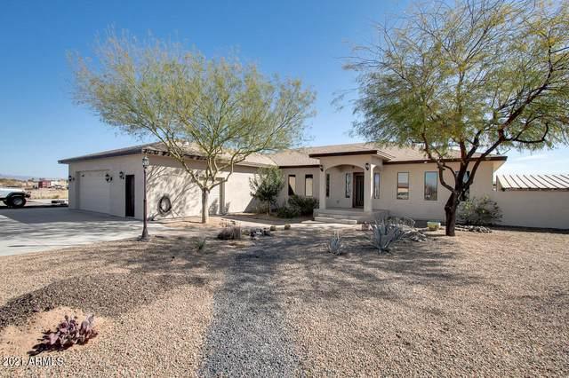 29399 N Cherokee Trail, Florence, AZ 85132 (MLS #6201926) :: Yost Realty Group at RE/MAX Casa Grande