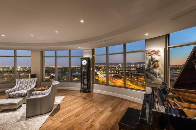 2402 E Esplanade Lane #802, Phoenix, AZ 85016 (#6201943) :: Luxury Group - Realty Executives Arizona Properties