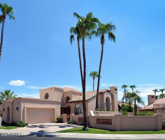10215 N 100TH Place, Scottsdale, AZ 85258 (MLS #6201951) :: The Carin Nguyen Team