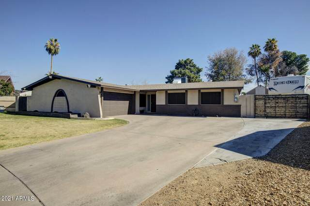 4515 W Shaw Butte Drive, Glendale, AZ 85304 (MLS #6201954) :: The Carin Nguyen Team