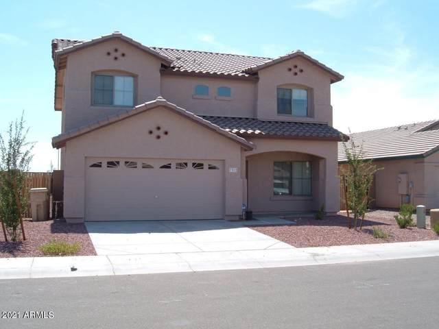 7312 S 253RD Avenue, Buckeye, AZ 85326 (MLS #6201959) :: Arizona 1 Real Estate Team