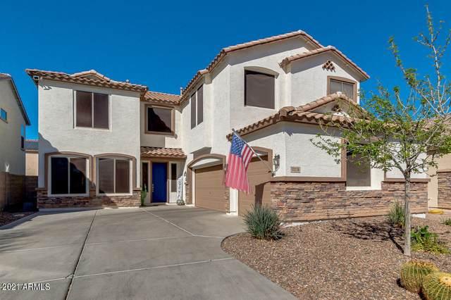 43216 W Wallner Drive, Maricopa, AZ 85138 (#6201960) :: Long Realty Company