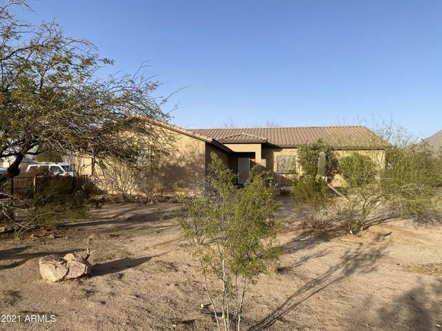 8251 N Pueblo Circle, Casa Grande, AZ 85194 (MLS #6201961) :: Long Realty West Valley