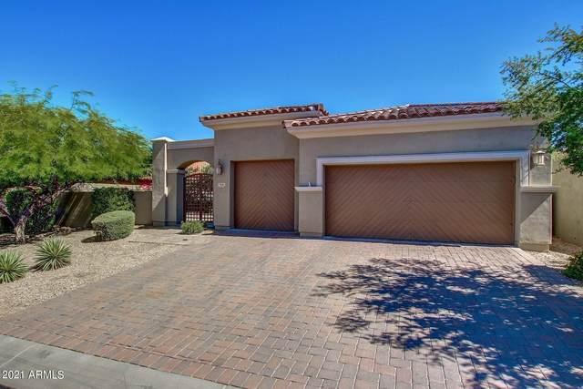 7470 E Camino Rayo De Luz Drive, Scottsdale, AZ 85266 (MLS #6201997) :: The Luna Team