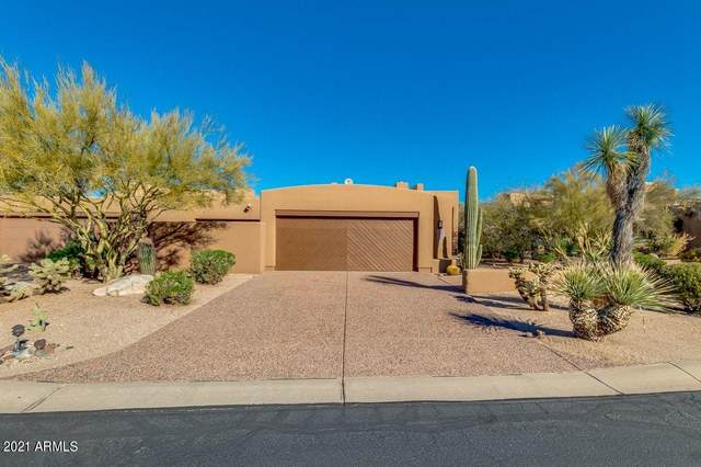 8502 E Cave Creek Road #11, Carefree, AZ 85377 (MLS #6202005) :: Long Realty West Valley