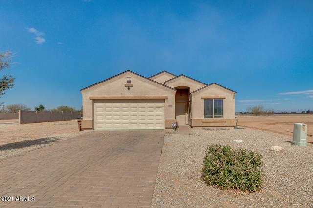 264 W Taylor Avenue, Coolidge, AZ 85128 (MLS #6202012) :: The Laughton Team