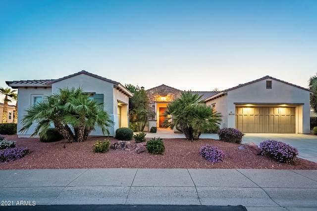 21920 N San Ramon Drive, Sun City West, AZ 85375 (MLS #6202017) :: Yost Realty Group at RE/MAX Casa Grande