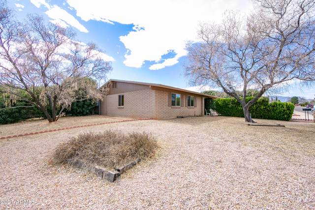 5162 E De Medici Drive, Sierra Vista, AZ 85635 (MLS #6202044) :: The Laughton Team