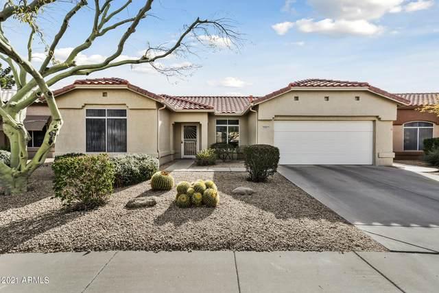22031 N Las Brizas Lane, Sun City West, AZ 85375 (MLS #6202047) :: Executive Realty Advisors