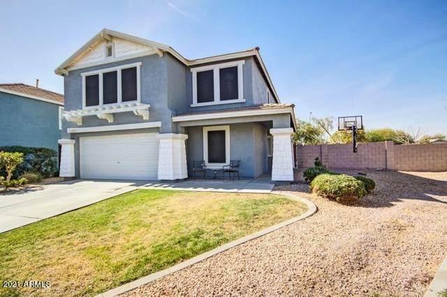 1402 S 122ND Lane, Avondale, AZ 85323 (MLS #6202055) :: Long Realty West Valley