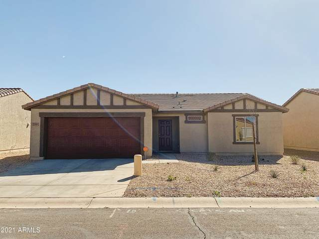 709 W Raymond Street, Coolidge, AZ 85128 (MLS #6202071) :: The Laughton Team