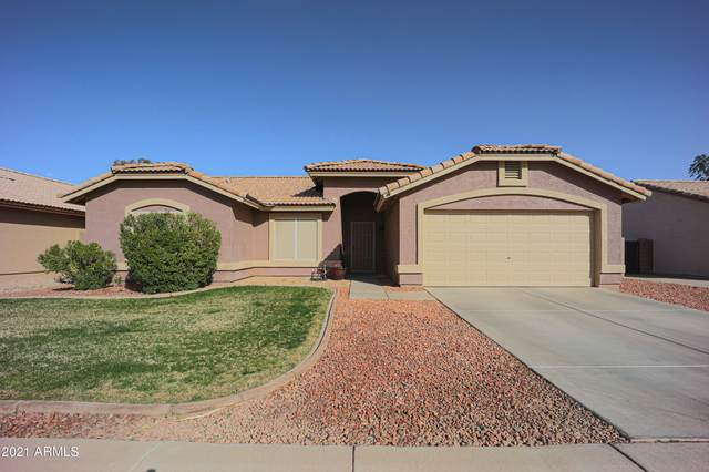 1261 S Crossbow Place, Chandler, AZ 85286 (MLS #6202083) :: Long Realty West Valley