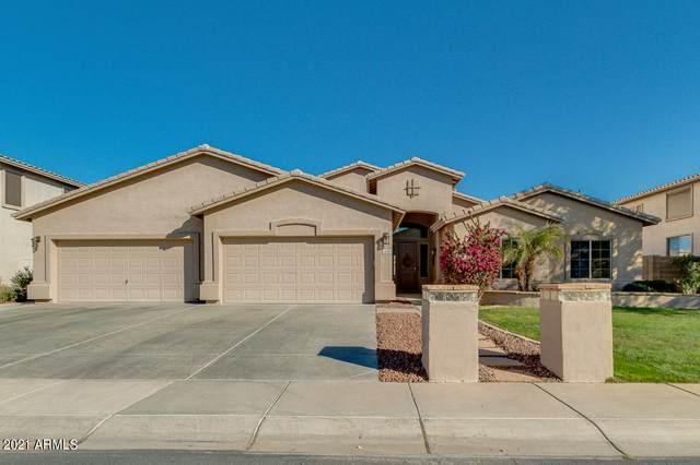 42422 W Bravo Drive, Maricopa, AZ 85138 (MLS #6202084) :: Midland Real Estate Alliance