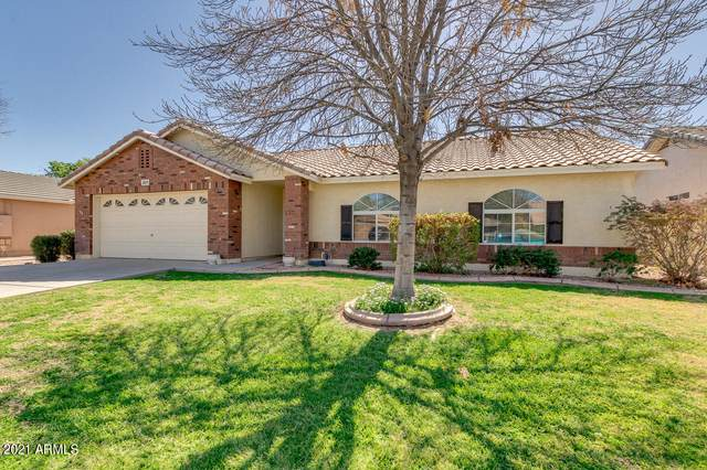2859 E Tyson Court, Gilbert, AZ 85295 (MLS #6202091) :: Long Realty West Valley