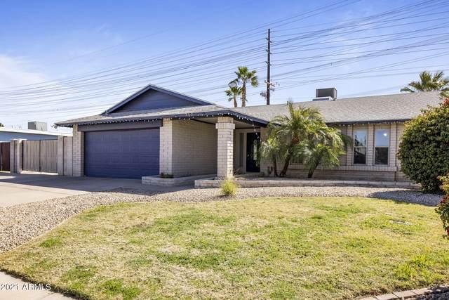 717 W Peralta Avenue, Mesa, AZ 85210 (MLS #6202092) :: Long Realty West Valley