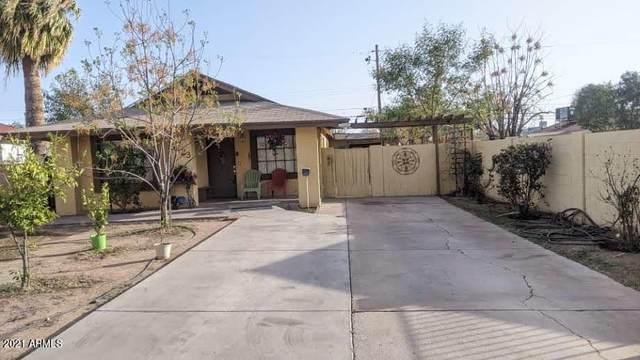 5423 W Orangewood Avenue, Glendale, AZ 85301 (MLS #6202094) :: Long Realty West Valley