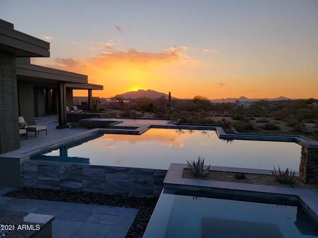 9204 E Happy Hollow Drive #153, Scottsdale, AZ 85262 (MLS #6202100) :: Jonny West Real Estate