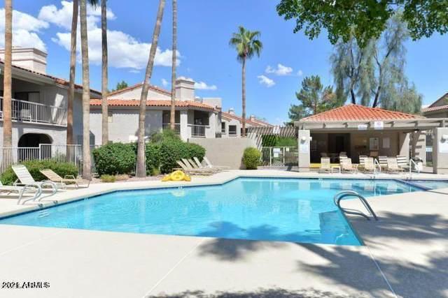 9465 N 92ND Street #213, Scottsdale, AZ 85258 (MLS #6202107) :: Long Realty West Valley