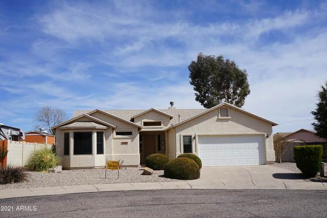 3649 Coral Ridge Court, Sierra Vista, AZ 85650 (MLS #6202118) :: Sheli Stoddart Team | M.A.Z. Realty Professionals
