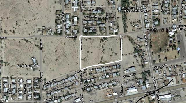 31 LOTS E Vacant Land Lane, Gila Bend, AZ 85337 (MLS #6202119) :: Dave Fernandez Team | HomeSmart