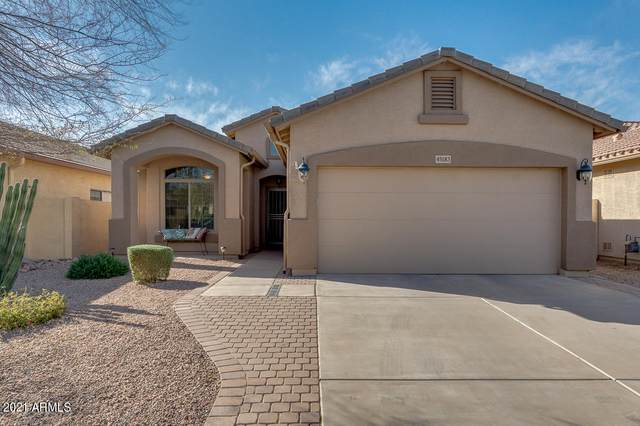 45183 W Mescal Street, Maricopa, AZ 85139 (MLS #6202122) :: The Daniel Montez Real Estate Group