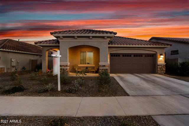 20403 W Calle Encorvada, Buckeye, AZ 85396 (MLS #6202123) :: The Garcia Group