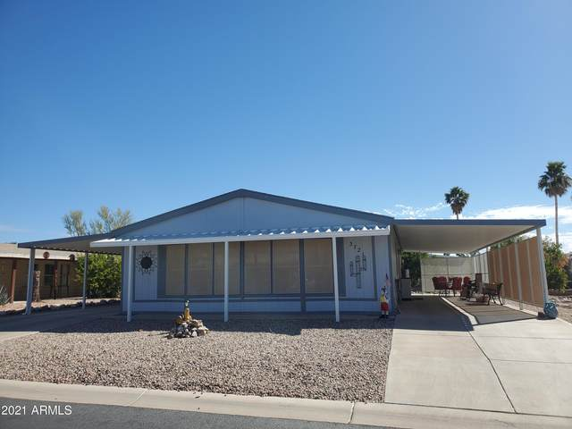 3721 N Minnesota Avenue, Florence, AZ 85132 (MLS #6202128) :: Long Realty West Valley