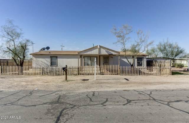 233 5th Avenue E, Buckeye, AZ 85326 (MLS #6202129) :: Yost Realty Group at RE/MAX Casa Grande