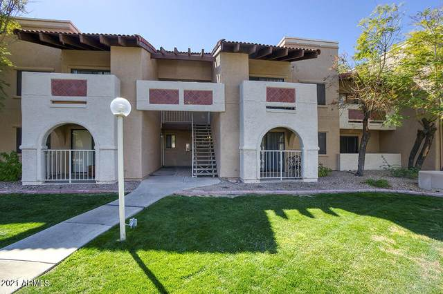 5757 W Eugie Avenue #1005, Glendale, AZ 85304 (MLS #6202132) :: Devor Real Estate Associates