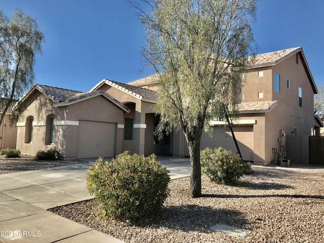 1544 E Elaine Drive, Casa Grande, AZ 85122 (MLS #6202157) :: The Property Partners at eXp Realty