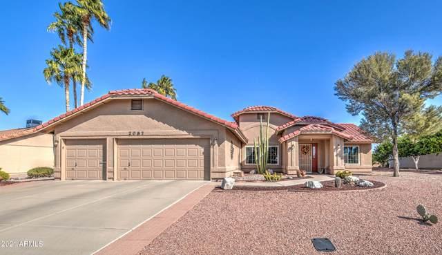 2087 Leisure World, Mesa, AZ 85206 (MLS #6202168) :: Yost Realty Group at RE/MAX Casa Grande