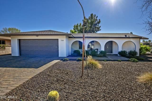 7105 N Via De Paz, Scottsdale, AZ 85258 (MLS #6202173) :: Executive Realty Advisors